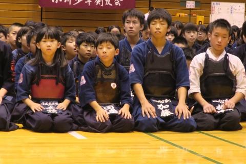 「平成29年度茨城県少年剣道大会」② (2)