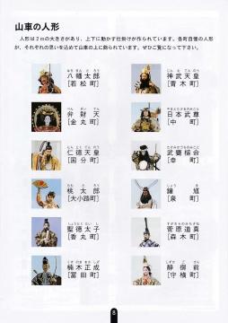 「石岡のおまつりPR用冊子」 (10)