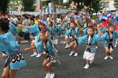 「ふるさと田中みこし祭り」⑫