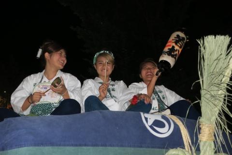 「ふるさと田中みこし祭り」㊵