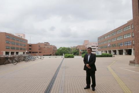 「筑波大学に行って来ました!」②
