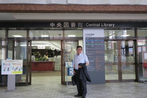 「筑波大学に行って来ました!」③