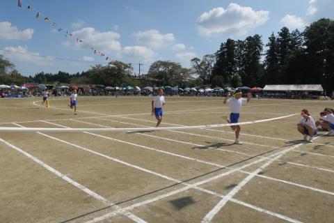 「石岡市内中学校体育祭」⑥