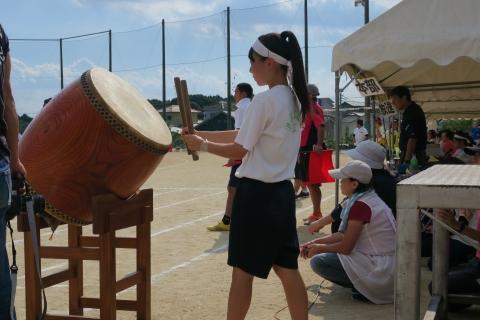 「石岡市内中学校体育祭」㉕