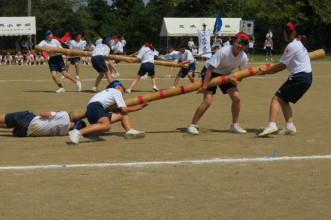 「石岡市内中学校体育祭」 (3)