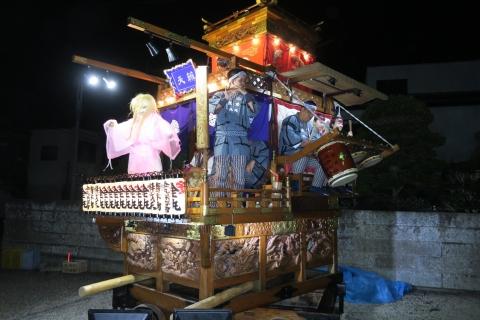「常陸國總社宮例大祭」たたき初め⑱