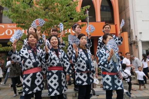 「平成29年9月16日神幸祭」神輿渡御⑭