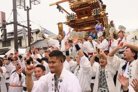 「平成29年9月16日神幸祭」神輿渡御⑳