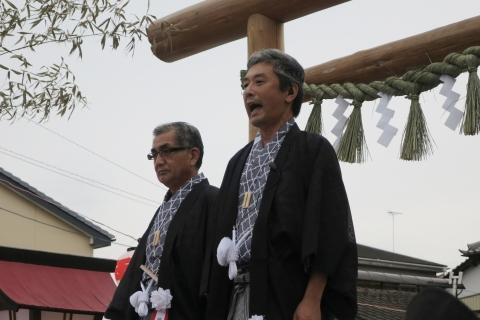 「平成29年9月16日神幸祭」神輿渡御㉖