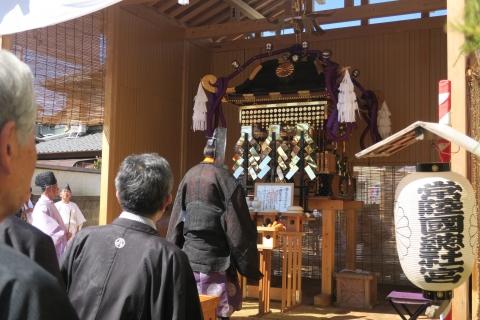「平成29年9月18日還幸祭」神輿渡御 (2)