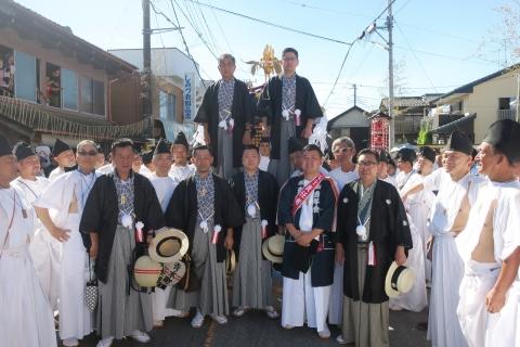 「平成29年9月18日還幸祭」神輿渡御 (13)