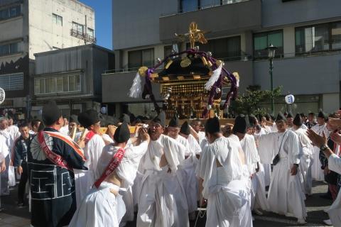 「平成29年9月18日還幸祭」神輿渡御 (21)