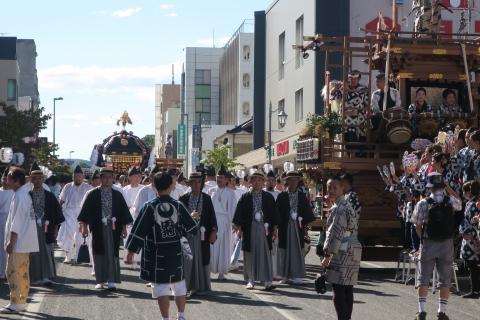 「平成29年9月18日還幸祭」神輿渡御 (22)