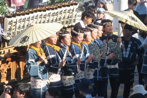 「平成29年9月18日還幸祭」神輿渡御 (28)