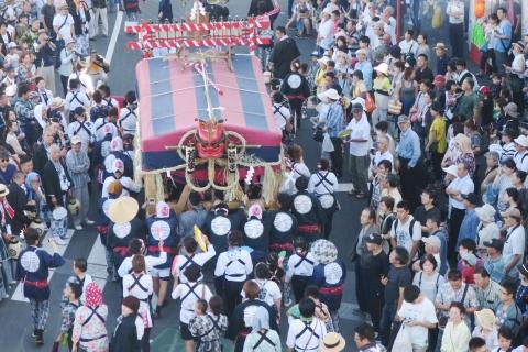 「平成29年9月18日還幸祭」神輿渡御 (39)