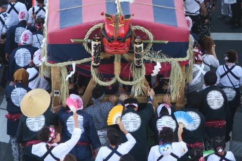 「平成29年9月18日還幸祭」神輿渡御 (40)