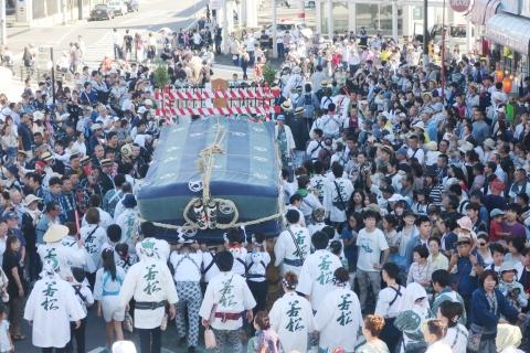 「平成29年9月18日還幸祭」神輿渡御 (41)