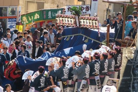 「平成29年9月18日還幸祭」神輿渡御 (42)