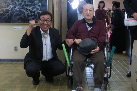 「平成29年9月27日東地区敬老会」①