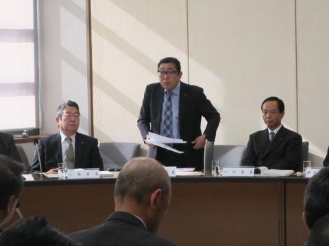 平成29年12月18日「決算特別委員会」県警本部質問①