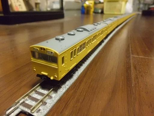 黄色い103系
