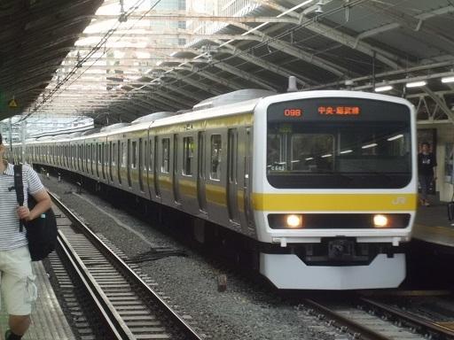 209系ミツC605編成