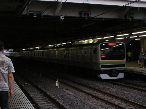 E231系コツS-08編成