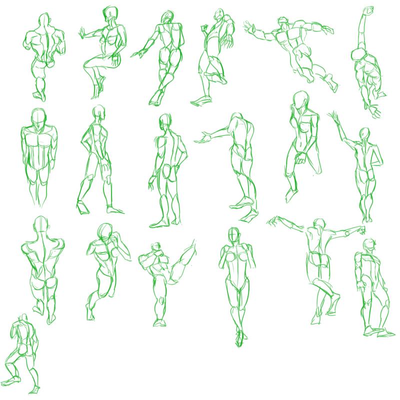 人体練習2017_9_19