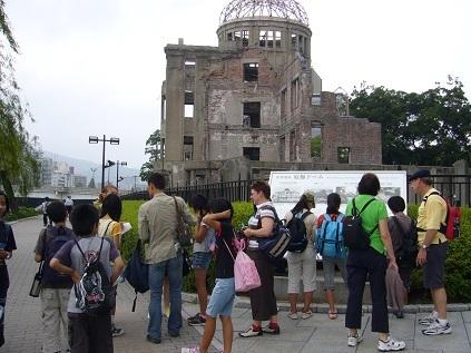 原爆ドーム ヒロシマ
