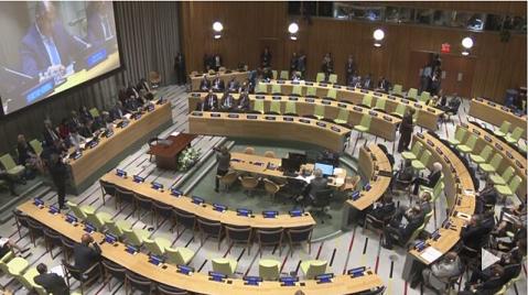 写真NHK 核兵器禁止条約 50カ国署名