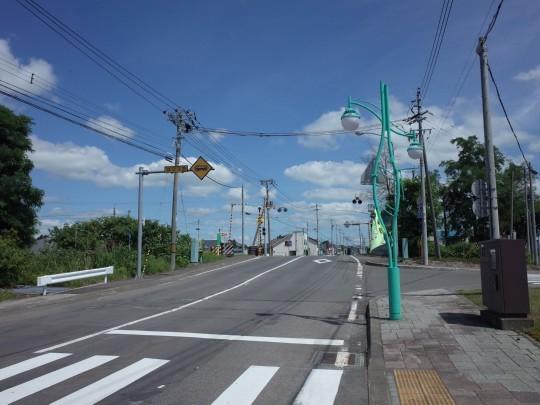 石狩沼田駅10