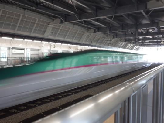 天塩川温泉駅27