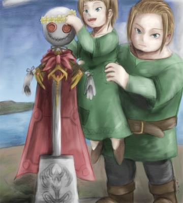 子供たちの聖剣