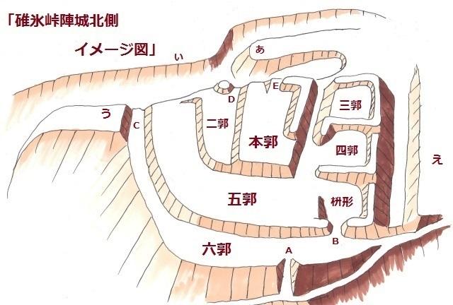 s碓井峠陣城北