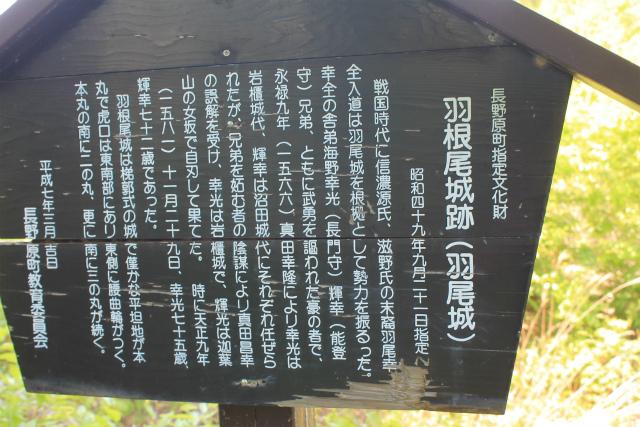 羽根尾城IMG_5156