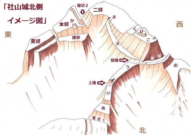 s社山北図