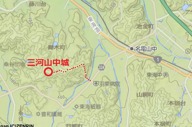 三河山中アク