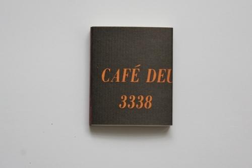 カフェ・ドゥ・ワゾ ①
