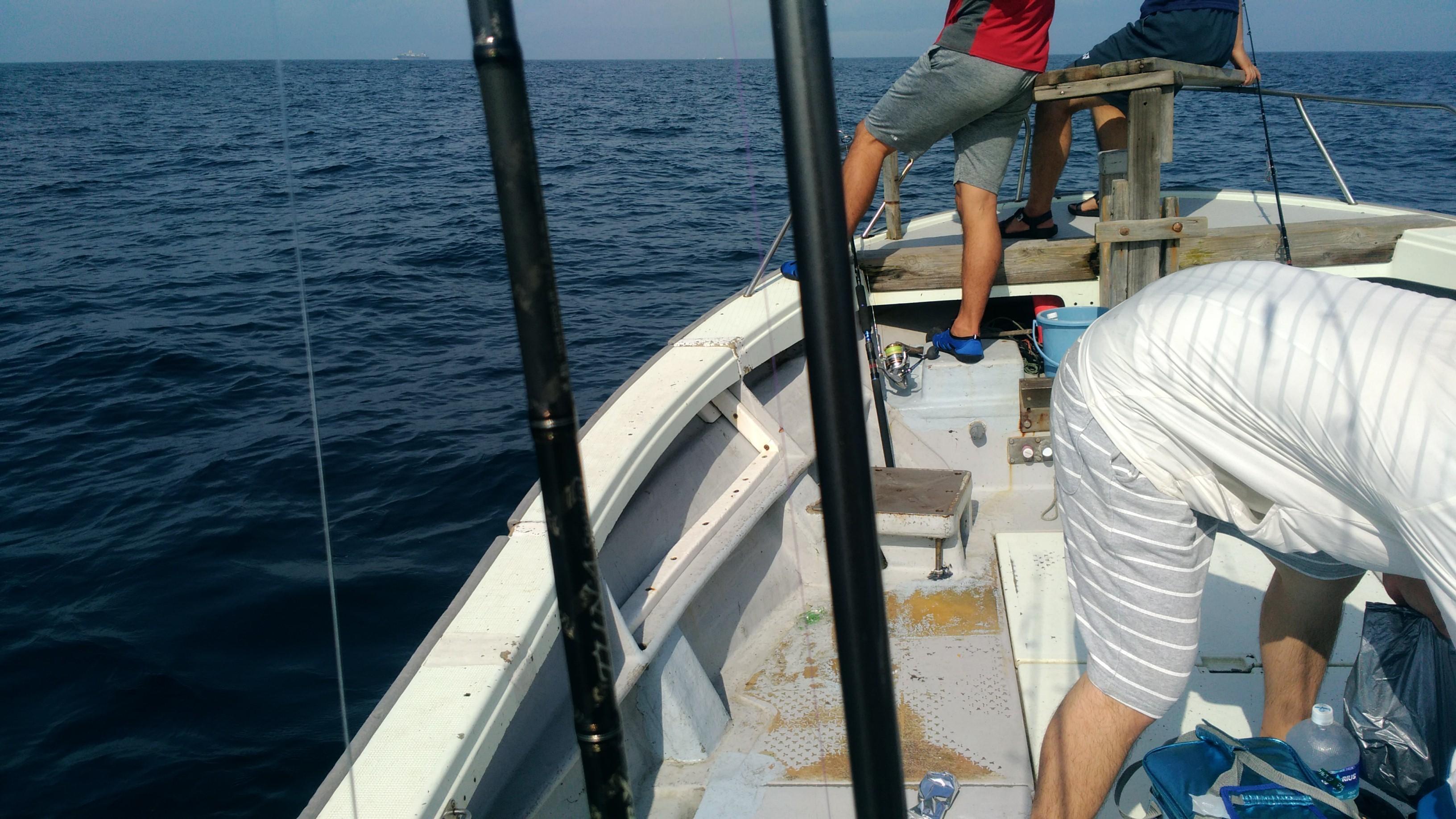 マグロ釣り0