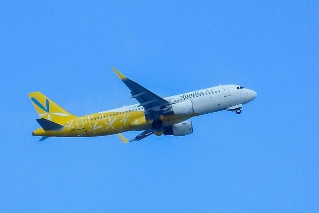 Vanilla air 737