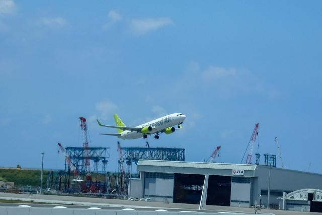 Solaseed Air 737