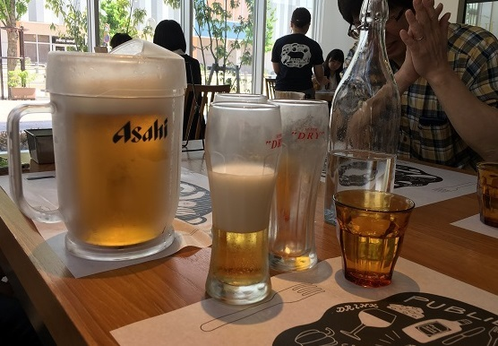 昼ビール20170505