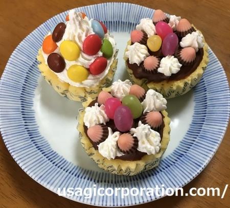 2017 0618 カップケーキ