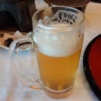 18:01 ビール 720円×2杯