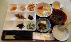 7:17 私の朝食