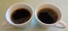 7:28 コーヒー