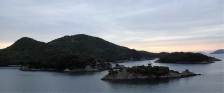 5:20 仙酔島、弁天島