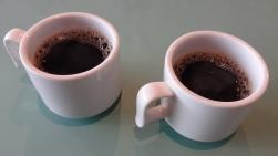 7:04 食後のコーヒー