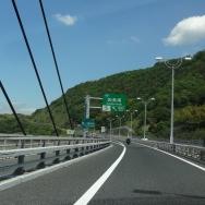 12:07 生口橋 (生口島→因島)