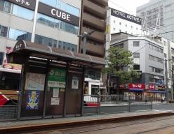 7:05 電停 銀山町